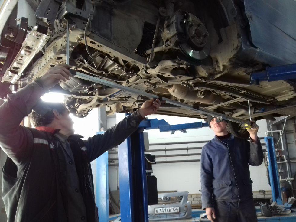 Независимая экспертиза автомобиля после ДТП в Волгограде