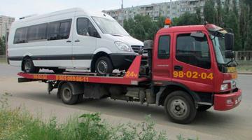 Эвакуатор газели в Волгоград