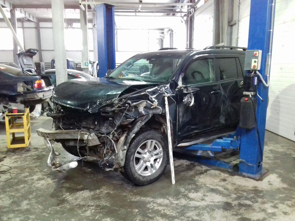 Независимая экспертиза в Волгограде после ДТП