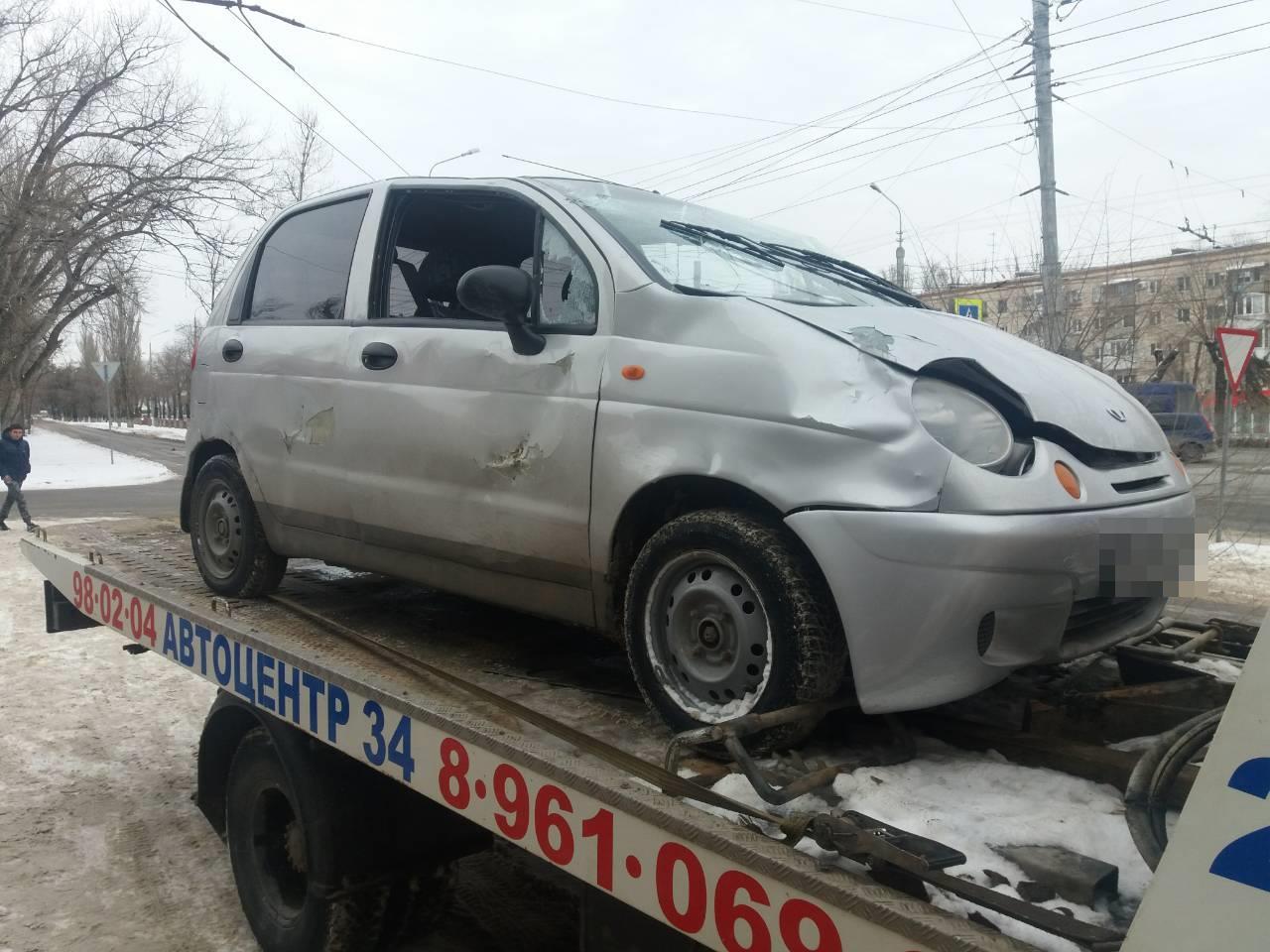 Выкуп аварийного автомобиля Волгограде