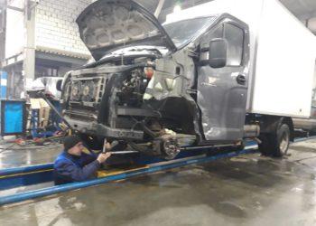 экспертиза грузовых авто